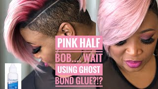 Download Pink Half Bob......Wait! Using Ghost Bond Glue?!? Video