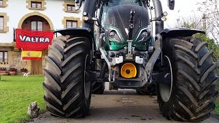 Download the first valtra t 254 versu smart touch in spain.tractor of the year 2018 Video