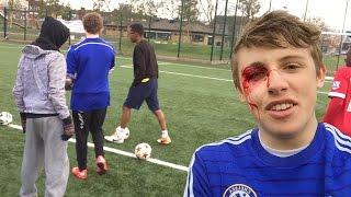 Download FOOTBALL DEATH RUN Video
