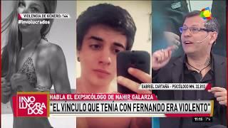 Download Gabriel Cartañá, expsicologo de Nahir Galarza habló en Involucrados Video