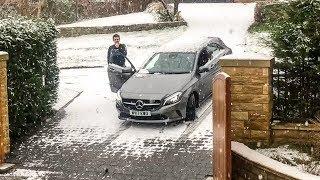 Download Nearly CRASHING my Girlfriends Car! Video