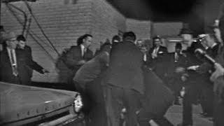 Download Lee Harvey Oswald shot by Jack Ruby Video