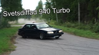 Download Volvo 940 Drifting, Testar Aga-diffen - Vlogg 044 Video