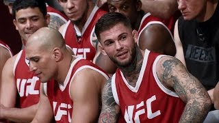 Download Garbrandt and Dillashaw engage in war of words during weigh-ins | THE ULTIMATE FIGHTER Video