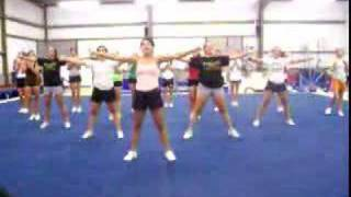 Download cheer routine Video