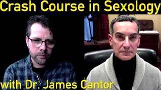 Download A Crash Course in Sexology | with Dr. James Cantor Video