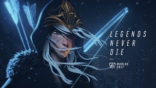 Download Legends Never Die (ft. Against The Current) | Worlds 2017 - League of Legends Video