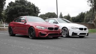 Download F8X M3/M4 Exhaust Comparison - Stock vs. Dinan Free Flow Exhaust Video