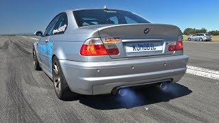 Download 1045HP BMW M3 E46 with M50 Turbo Engine! Video