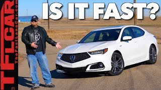 Download How Fast? 2018 Acura TLX A-Spec Driven and Reviewed Video