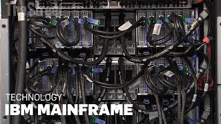 Download Following a $1 Billion Investment, IBM Releases New Mainframe System Video