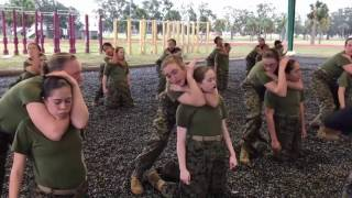 Download Five Days of Hell - Training Women US Marines Video