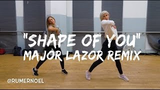 Download ″SHAPE OF YOU″ MAJOR LAZOR REMIX | RUMER NOEL CHOREO | FEAT. KENZIE ZIEGLER @EDSHEERAN @MAJORLAZOR Video