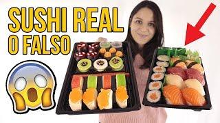Download Sushi REAL vs FAKE Video