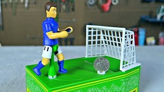 Download Japanese Soccer Coin Bank Video