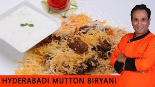 Download Mutton Biryani Recipe, Hyderabadi Mutton Biryani, Lamb Biryani Video