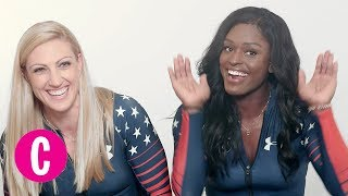 Download 28 Olympians on How to Get Laid in the Olympic Village | Cosmopolitan Video