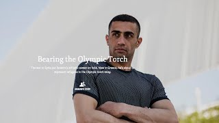 Download Greece: Refugee Olympic Torch Dream Video