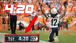 Download NFL ″4:20″ Touchdowns Video