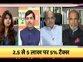 Download Union Budget 2017: Debate: How has middle class reaped benefits? Video