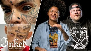 Download Tattoo Artists Answer ″What Tattoos Do You Refuse to Do?″ | INKED Talk Video
