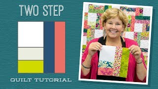 Download Make a ″Two Step″ Quilt with Jenny! Video