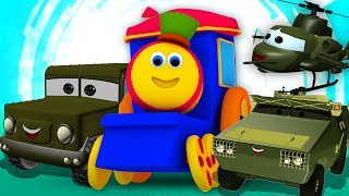 Download Visit To The Camp | Bob The Train Cartoons by Kids Tv Video
