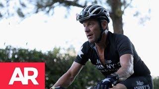 Download Lance Armstrong en el primer día de La Ruta de los Conquistadores Video