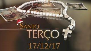 Download Santo Terço de 17/12/17 - Terceiro dia da novena de Natal - Sônia Venâncio e Pe. Paulinho Video