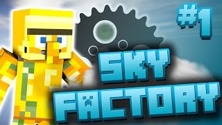 Download SKY FACTORY #1 - Minecraft w/Nice Posture! Video