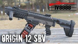 Download New for 2017: Fostech Origin 12 SBV Non-NFA ″Firearm″ Video