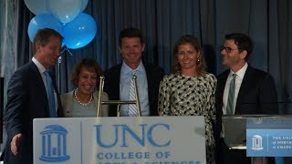 Download $18 million gift will transform entrepreneurship at Carolina Video