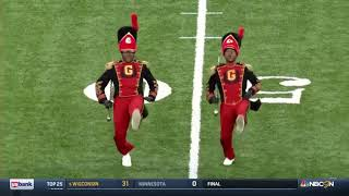 Download Bayou Classic 2017 Halftime: Human Jukebox vs. World Famed Tigers Marching Band Video