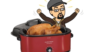 Download Hamilton Beach Roaster Oven Slow Cooker Video
