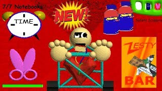 Download ALL NEW ITEMS! Baldi's Basics in Education and Learning V1.3.1 UPDATE Video