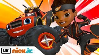 Download Blaze and the Monster Machines | Ninja Blaze | Nick Jr. UK Video