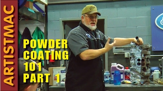 Download Powder Coating 101, Part 1 Video