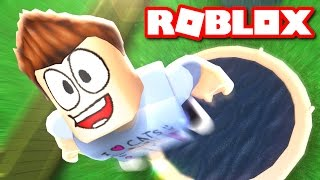 Download TRAMPOLINE IN ROBLOX Video