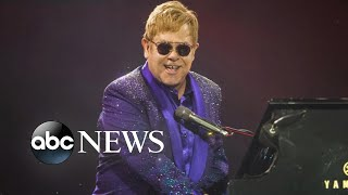 Download Elton John on why he's going on one final world tour Video
