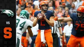 Download Wagner vs. Syracuse Football Highlights (2018) Video
