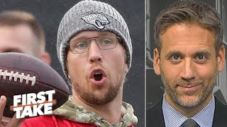 Download Nick Foles can work his magic to lead the Jaguars to the playoffs - Max Kellerman | First Take Video