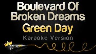 Download Green Day - Boulevard Of Broken Dreams (Karaoke Version) Video