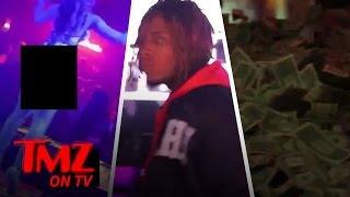 Download Fetty Wap Drops $10k on Favorite Stripper | TMZ TV Video