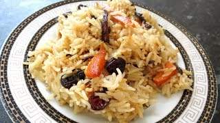 Download Pilau Rice with Carrots & Raisins Video