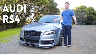 Download 2007 Audi RS4 Review - The Best Sports Sedan Of All Time? Video