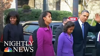 Download Malia Obama Graduates From High School | NBC Nightly News Video