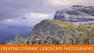 Download Creating Dynamic Landscape Photographs Video