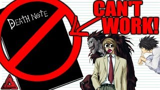 Download Why The Death Note Would FAIL! Video