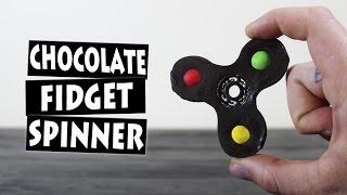 Download DIY Chocolate Hand Spinner Fidget Toy Video