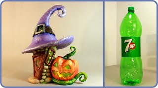 Download ❣DIY Halloween Fairy House Lamp Using a Plastic Bottle❣ Video